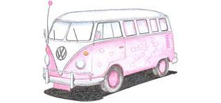 Kultbus aus den 60'ern