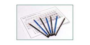 Tabelle für Bleistifthärte
